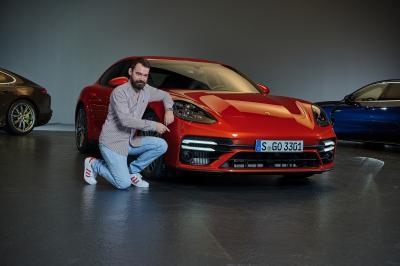 Porsche Panamera II restylée (2021) | Les photos de la berline sportive de luxe