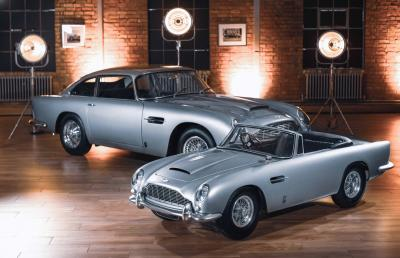 Aston Martin DB5 Junior | Les photos de la nouvelle création de The Little Car Company