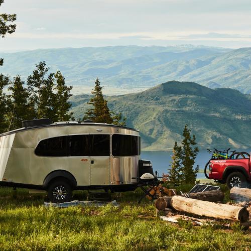 Airstream Basecamp 20 (2021)   Les photos officielles de la caravane US tout-terrain