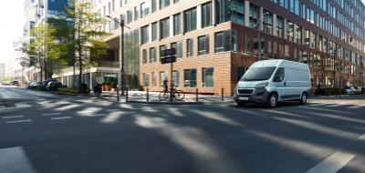 Peugeot e-Boxer | Les photos du nouvel utilitaire au lion 100% électrique