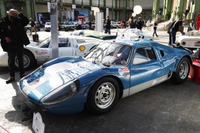 Porsche 904 GTS | nos photos au Grand Palais