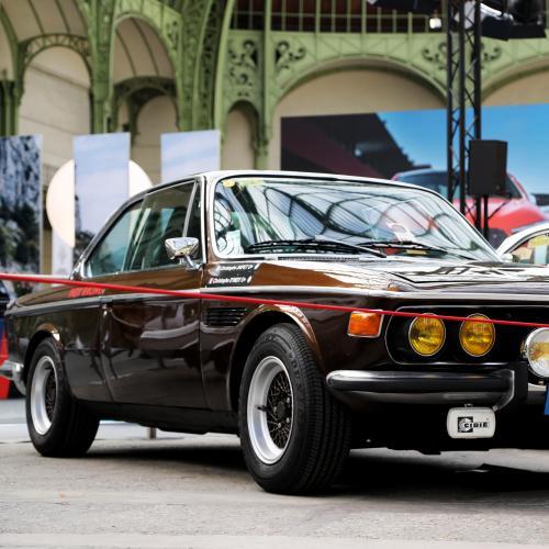 BMW 3.0 Csi | nos photos au Grand Palais pour le Tour Auto 2020