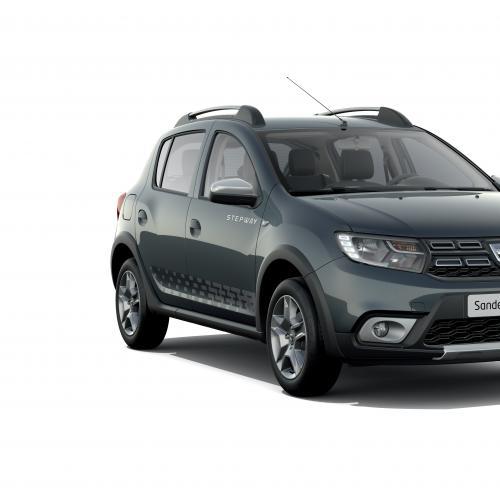 Dacia Sandero Stepway Evasion | Les photos de la compacte en série limitée