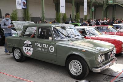 Alfa Romeo Giulia | Nos photos au Grand Palais pour le Tour Auto 2020