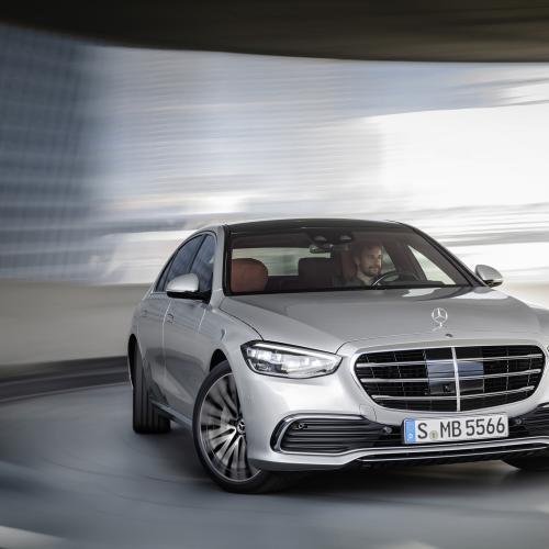 Mercedes Classe S (2021) | Les photos de la grande berline de luxe