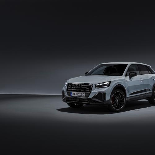 Nouvel Audi Q2 (2021) | Les photos officielles du SUV compact aux anneaux