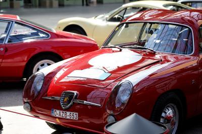 Fiat Abarth au Tour Auto 2020 | nos photos au Grand Palais