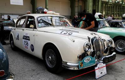 Jaguar au Tour Auto 2020 | nos photos au Grand Palais