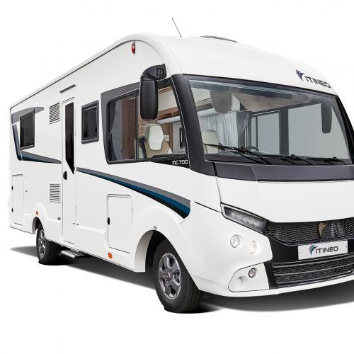 Itineo Cosy MC700 | les photos officielles du camping-car