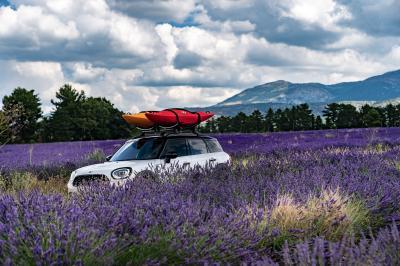 Mini Countryman Cooper SE | Les photos du SUV écolo dans les Gorges du Verdon