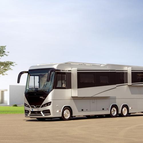 Vario Perfect 1200 Platinum | les photos officielles du camping-car à 1,3 million d'euros