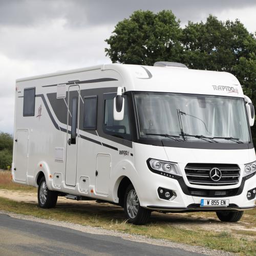 Rapido M66 | nos photos de l'intégral français sur base de Mercedes Sprinter