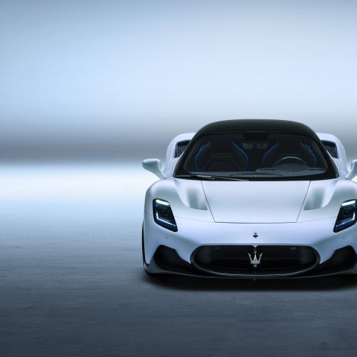 Maserati MC 20   les photos officielles du coupé italien de 630 chevaux