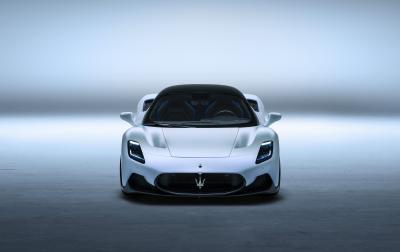 Maserati MC 20 | les photos officielles du coupé italien de 630 chevaux