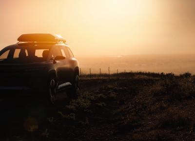 Lucid Motors | Les photos du futur SUV de la start-up