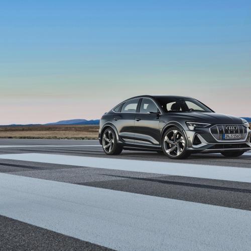 Audi e-tron S (2021) | Les photos des SUV et SUV coupé sportifs