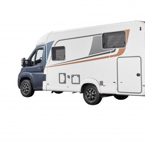 Bürstner Travel Van   les photos officielles du camping-car profilé compact