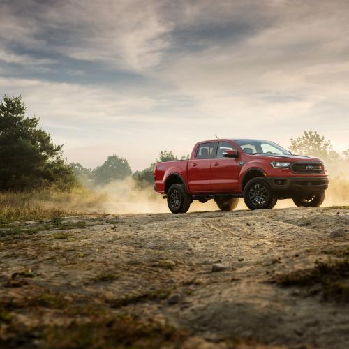 Ford Ranger Tremor (2021) | Les photos officielles du pack off-road américain