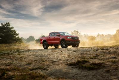 Ford Ranger Tremor (2021) | Les photos officielles du pack off-road américain