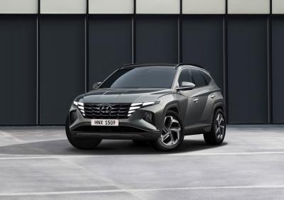 Hyundai Tucson (2022) | Les photos officielles du SUV coréen