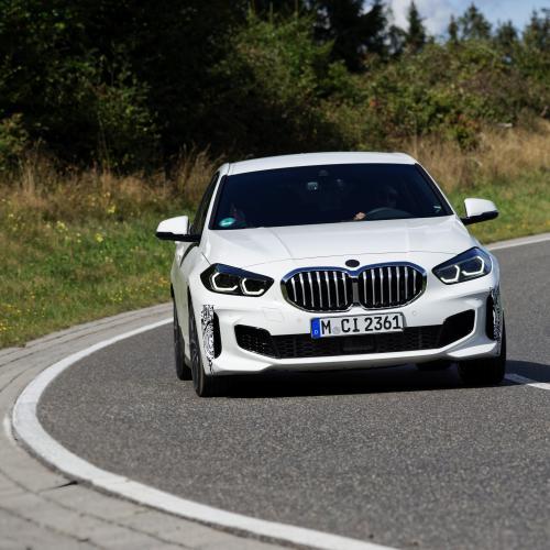 BMW 128ti (2021) | Les photos officielles de la compacte sportive allemande