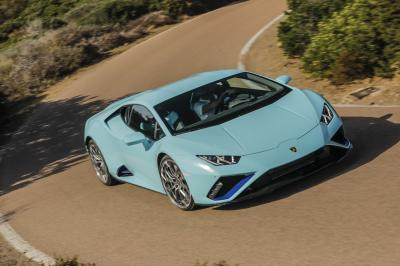 Lamborghini Huracan Evo RWD | les photos de notre essai