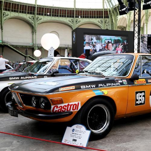 BMW au Tour Auto 2020 | Nos photos des sportives allemandes au Grand Palais