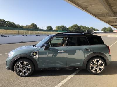 Mini Cooper SE Countryman | nos photos de l'essai de la version hybride rechargeable