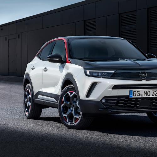 Opel Mokka (2021)   Les photos officielles du SUV urbain