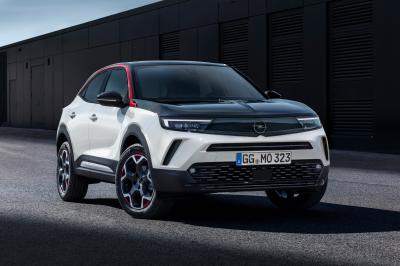 Opel Mokka (2021) | Les photos officielles du SUV urbain