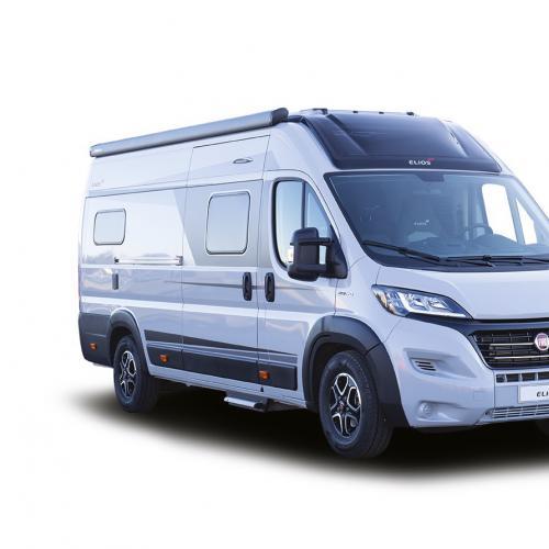 Elios 59 T Sky-line | les photos officielles du van