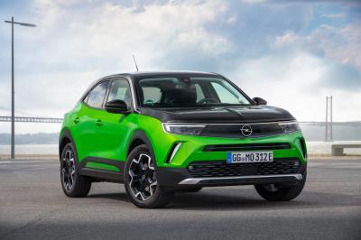 Opel Mokka-e (2021) | Les photos officielles du nouveau SUV urbain 100% électrique