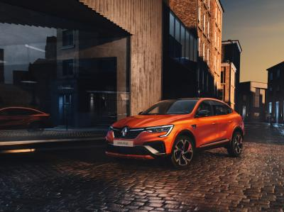 Renault Arkana (2021) | Les photos officielles du SUV coupé