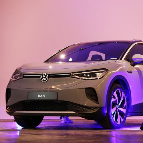 Volkswagen ID.4 | nos photos du SUV compact électrique lors de sa présentation
