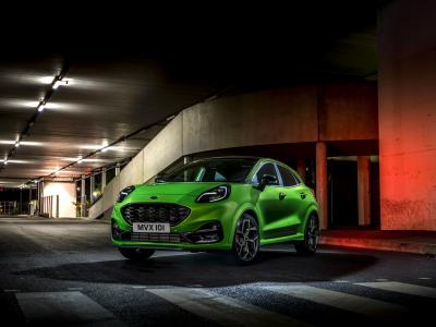 Ford Puma ST | Les photos officielles du Ford Puma ST