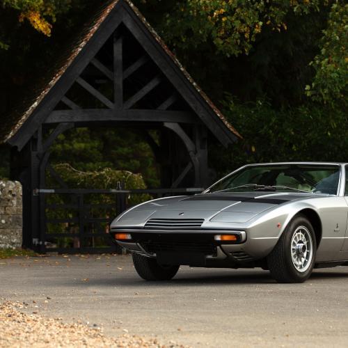 Maserati Khamsin   Les photos du coupé italien signé Bertone