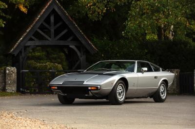 Maserati Khamsin | Les photos du coupé italien signé Bertone