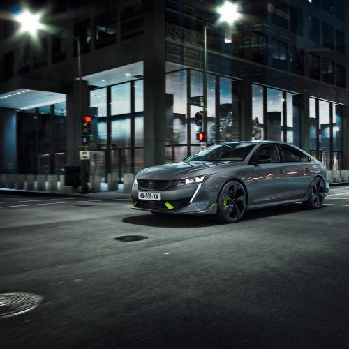 Peugeot 508 PSE | Les photos officielles de la berline et du break SW