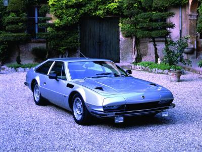 Lamborghini Jarama | Les photos de la sportive italienne des années 70