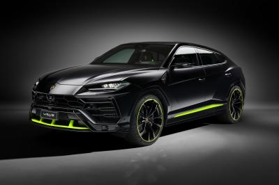 Lamborghini Urus Graphite Capsule | Les photos officielles de la collection spéciale