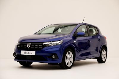 Dacia Sandero (2021) | nos photos de la compacte low-cost