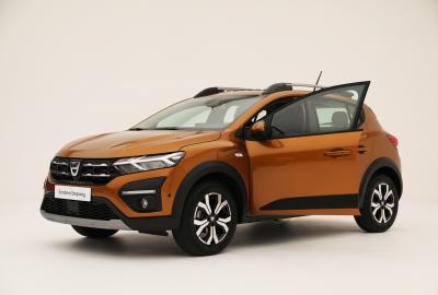 Dacia Sandero Stepway (2021) | nos photos de la nouvelle baroudeuse