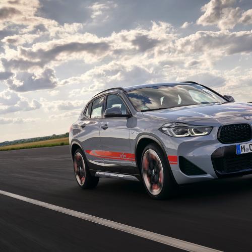 BMW X2 M Mesh Edition | Les photos du SUV urbain en série spéciale