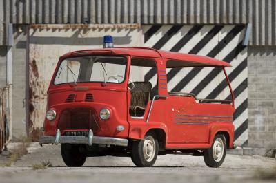 Renault Estafette Plein Air | Les photos du lot 25 de la vente André Lutron