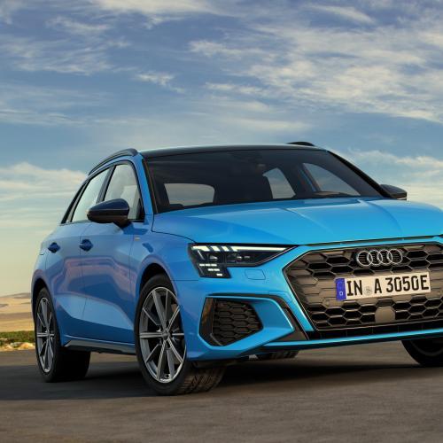 Audi A3 40 TFSI e | Les photos officielles de la compacte hybride rechargeable