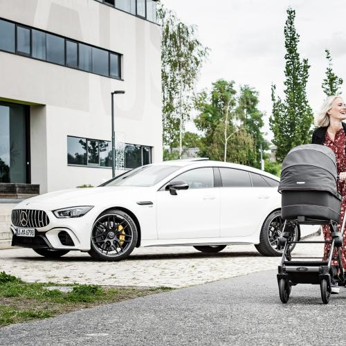 Mercedes-AMG x Hartan | les photos officielles de la poussette