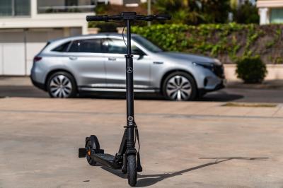 Mercedes eScooter | les photos officielles de la trottinette électrique