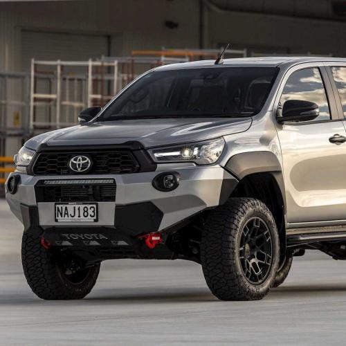 Toyota Hilux Mako | les photos officielles du pick-up