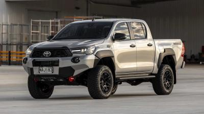 Toyota Hilux Mako | les photos officielles du pick-up