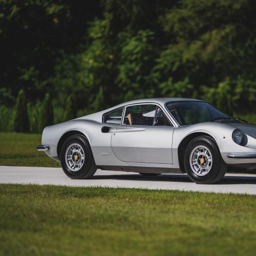 """Ferrari Dino 246 GT   Les photos de la Ferrari """"junior"""" emblématique"""